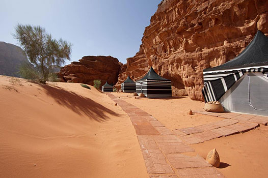 Wadi Rum Night Camp