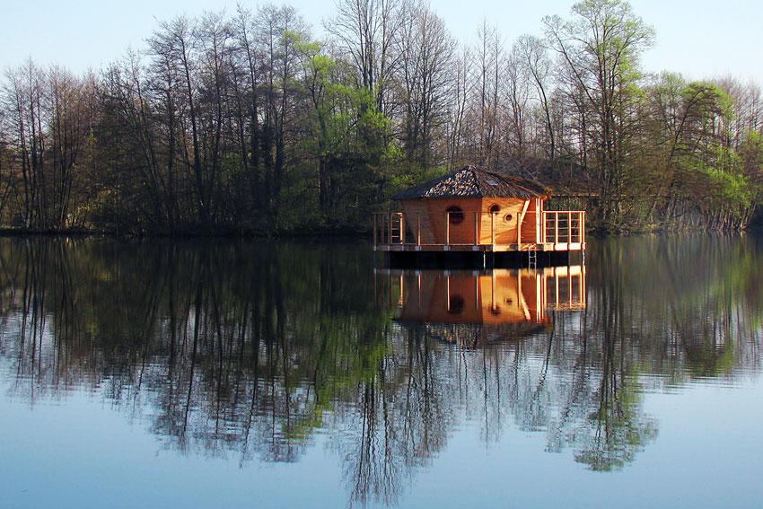 Cabanes des grands lacs dormir dans une cabane flottante glamping gallery - Cabane des grands lacs ...